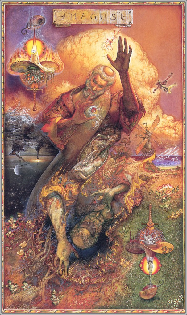 Patrick_Woodroffe_TheMagus_Tarot