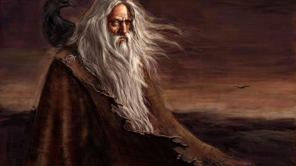 Fantasy Odin